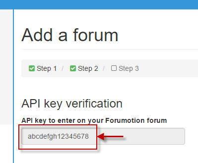 Topic'it API key verification