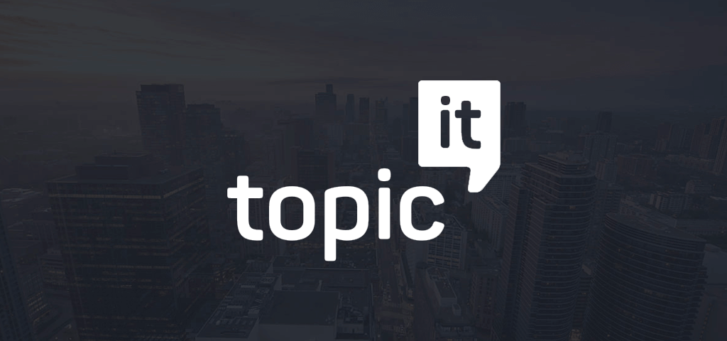 Topic'it Banner für Android (1024x480)
