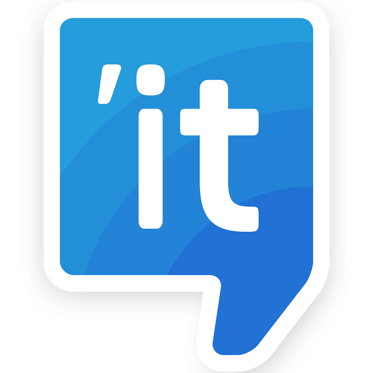 APP on Android/IOS for the forum Topicit-social